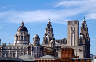 Liverpool Building Skyline